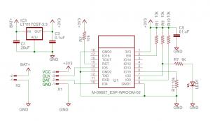 ラジコン・コントローラ回路図